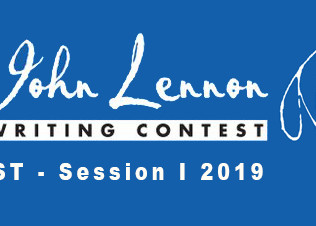 'Amuleto de la suerte' finalist at John Lennon Songwriting Contest