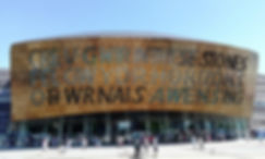 Wales Millenium Centre, Bute Place, Cardiff Bay