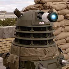 The Daleks were better known as Ironsides during the World War 2 story, 'Victory of the Daleks'