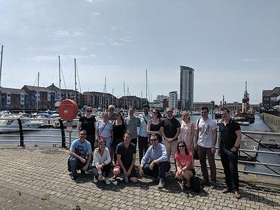 The Swansea free walking tour with Fogo's Free Tours
