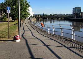 The Welsh city of Newport has a Kataisi Walk on its river front, in honour of their linking with the Georgian city of Katiasi.