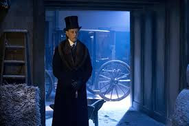 Richard E. Grant played The Great Intelligence in Doctor Who Series 7, including the Christmas special, 'The Snowmen'