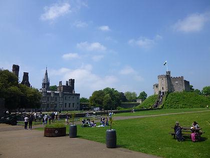Cardiff Caste, Cardiff
