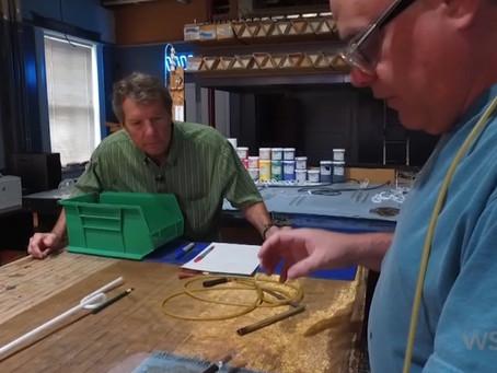WSEC-TV PBS Illinois Stories @ Neon Shop
