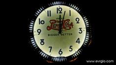 Pepsi Neon Clock