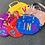 Thumbnail: Pink Duffle Bag
