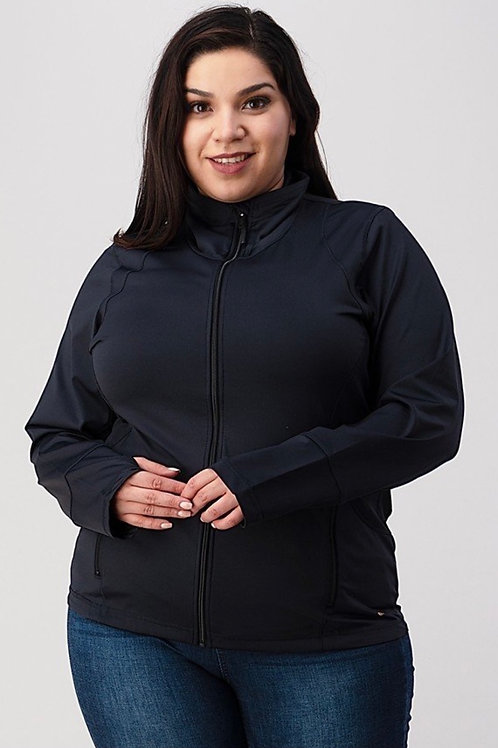 BlacZip Up Jacket