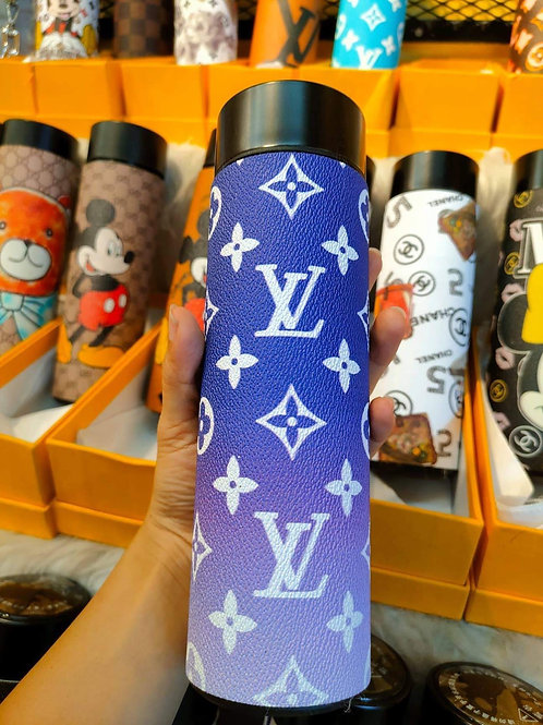 500ML Smart Thermos Water Bottle