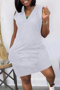 Alicia Midi Dress 4728