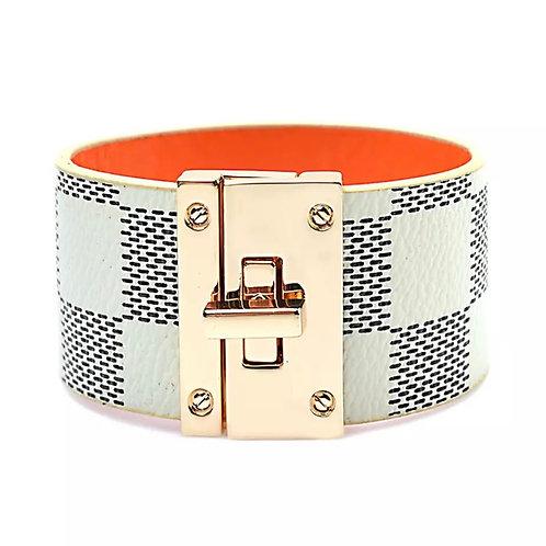LV Cuff Bracelet