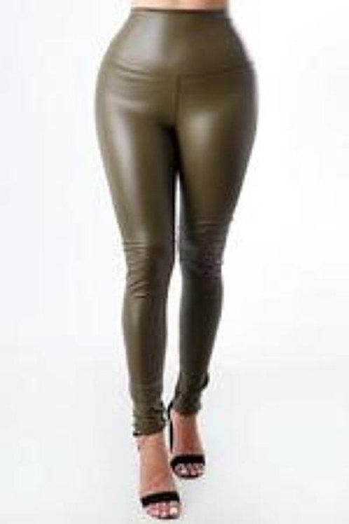 Straight Leg Faux Pant