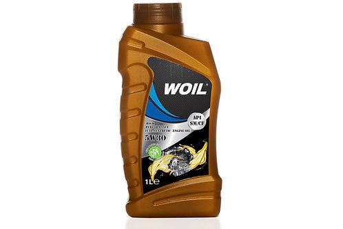 WOIL Engine Oil 5W30