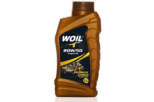 WOIL PROMAX 20W50 BENZİNLİ