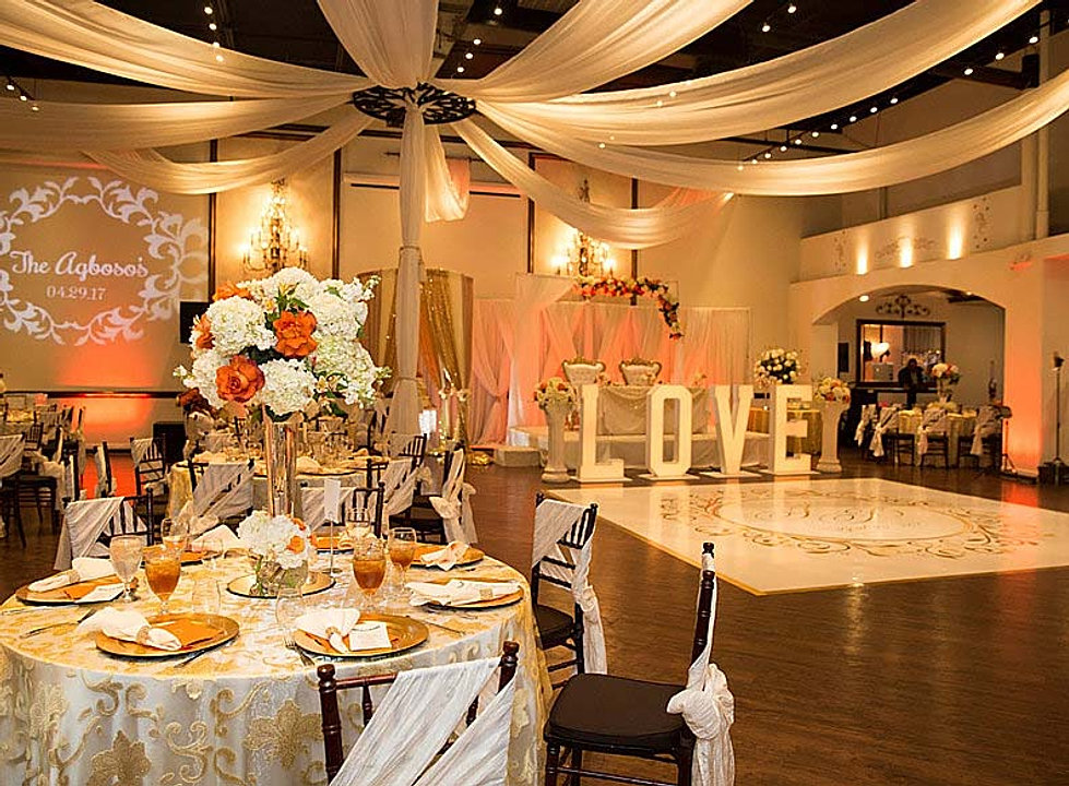 Pelazzio houston tx banquet halls in houston wedding venues ballrooms in houston junglespirit Gallery
