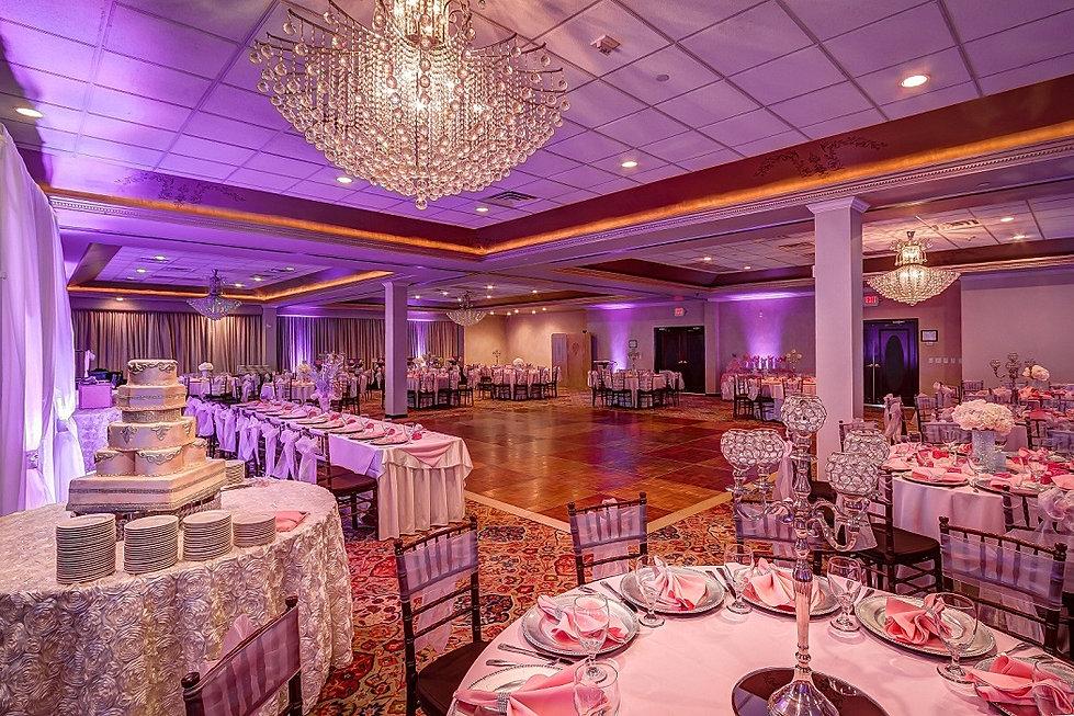 Houston Wedding Venue: Banquet Halls In Houston