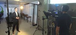 Avila behind the scenes