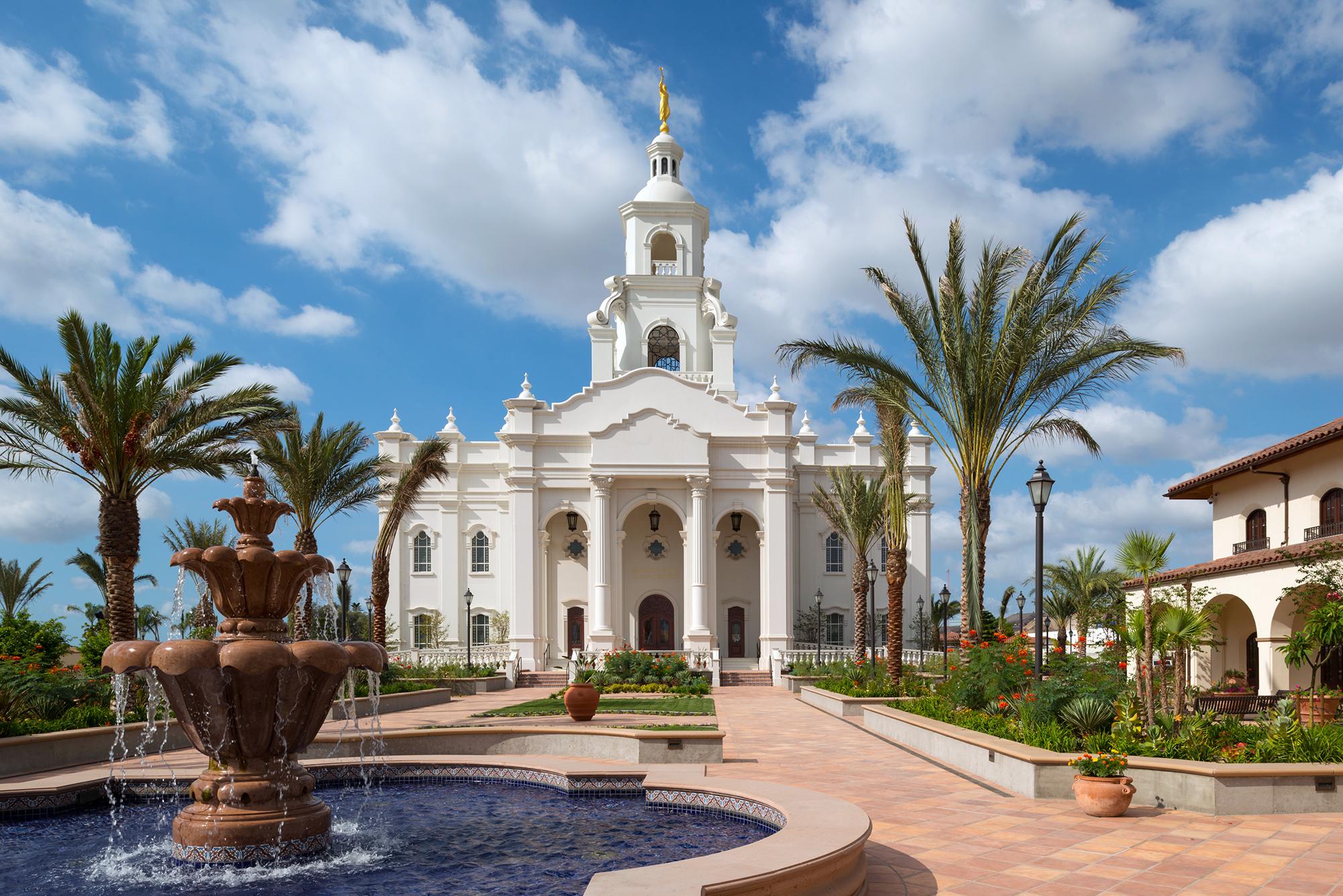 Templo Mormón (Haskel)