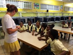 Educator Tonia Lovejoy
