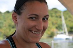 Research Assistant Tricia Monteleone