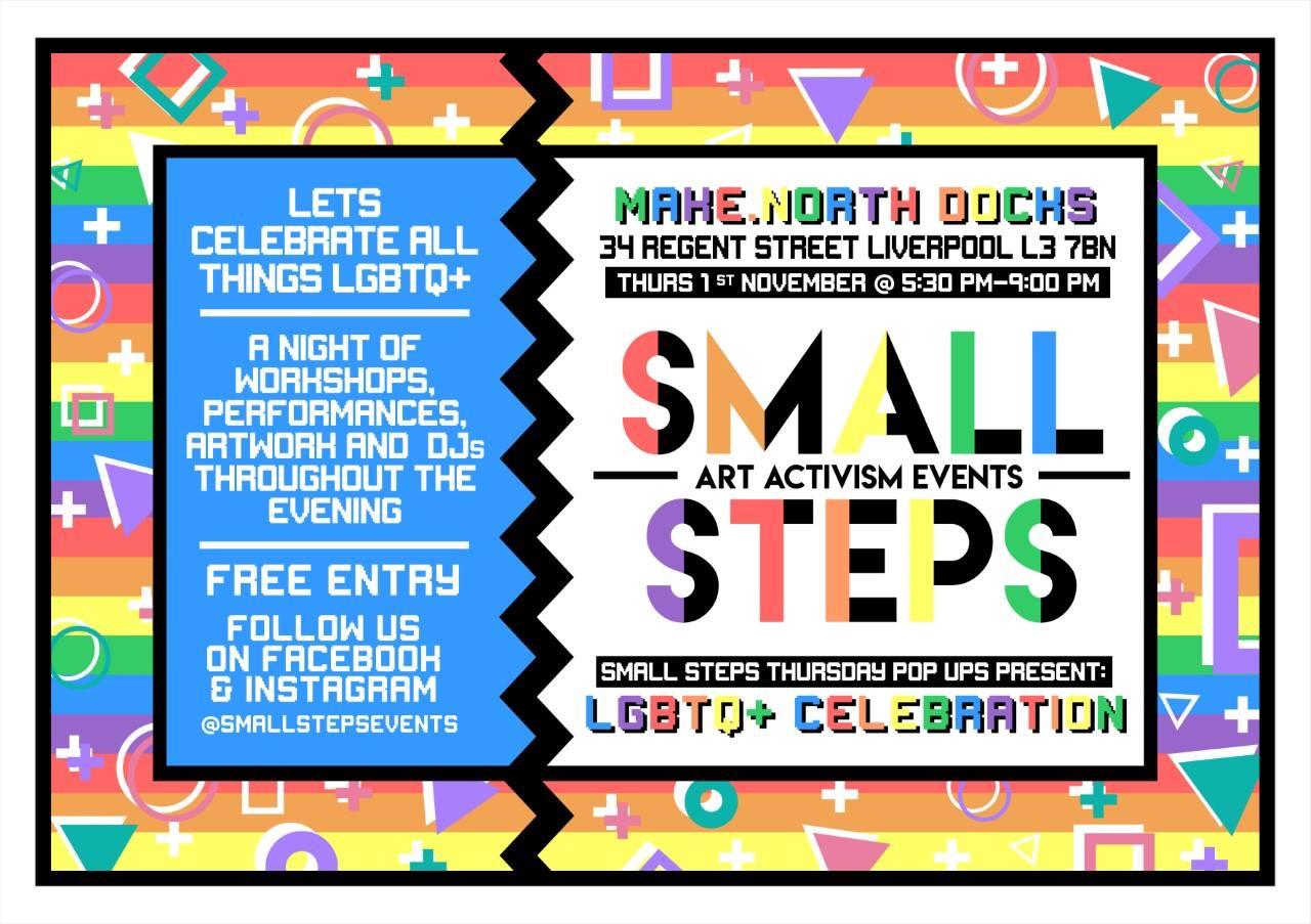 Small Steps LGBTQ+
