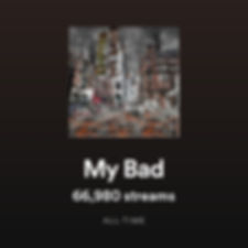 Empyre's My Bad surpasses 60,000 streams on Spotify
