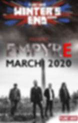 Planet Rock announce Empyre for Winter's End 2019