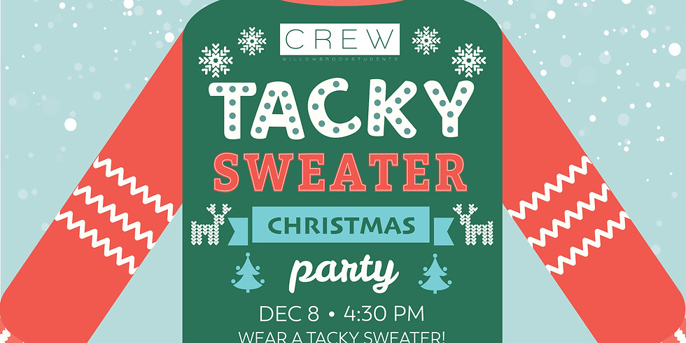CREW PT Christmas Party