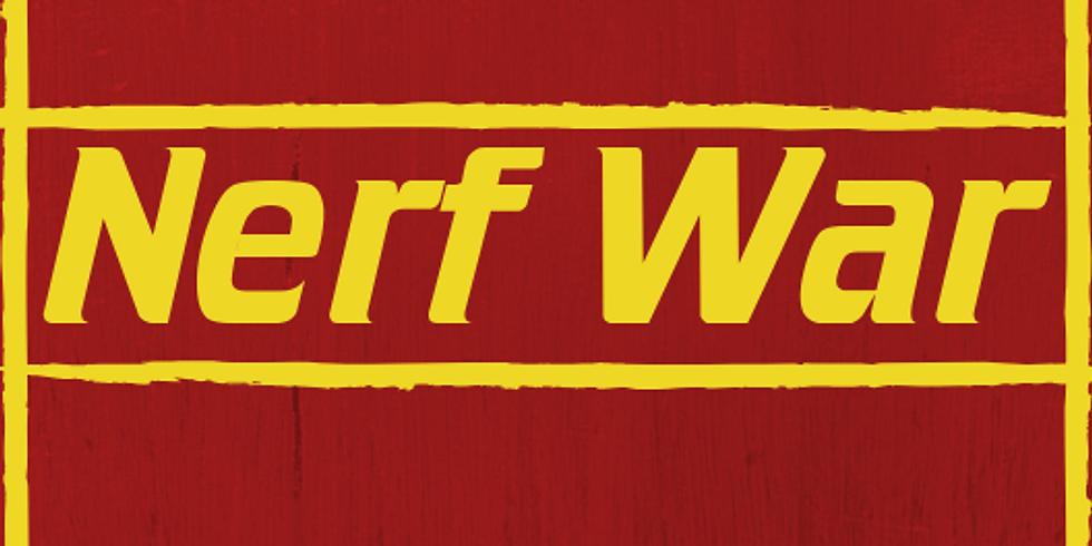 Preteen Nerf War