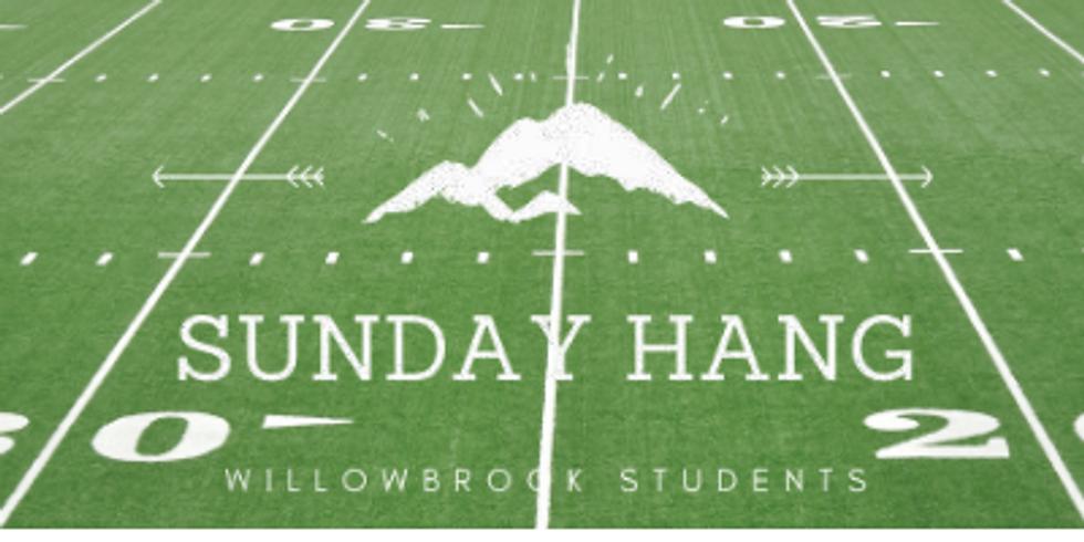 Sunday Hang Super Bowl Party