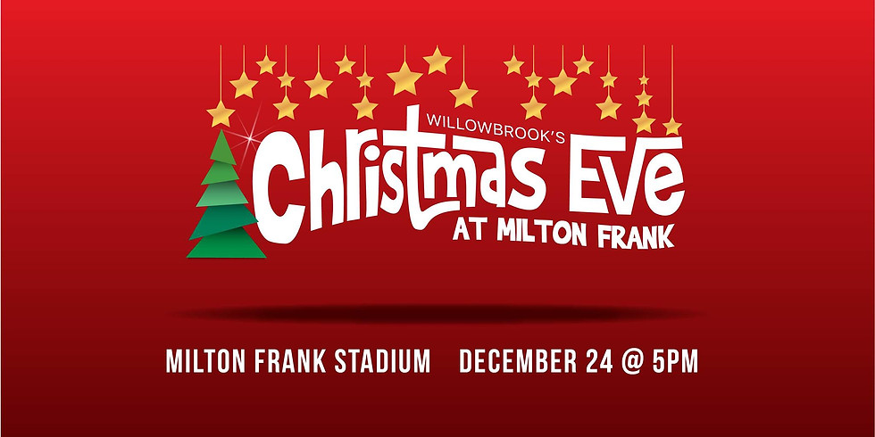 Christmas Eve at Milton Frank