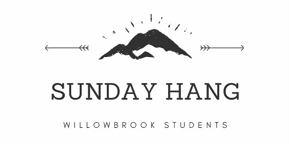 Sunday Hang Hangout