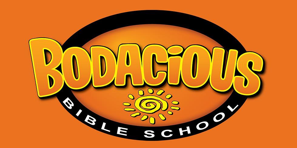 Bodacious Bible School