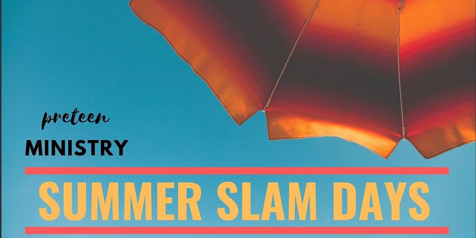 Preteen Summer Slam - Cook Museum