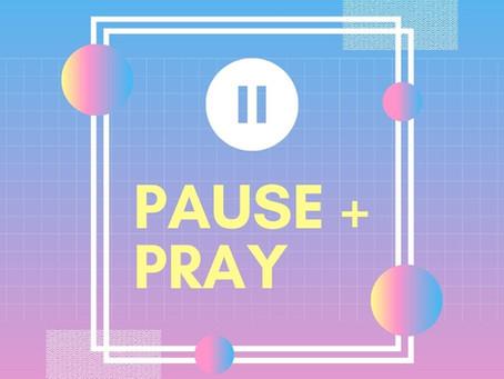 Pause+Pray