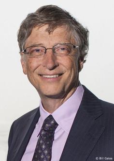 Bill Gates, Business Leader, Entrepreneur, Philantropist