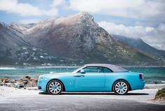 Greet Dawn in Rolls-Royce Style