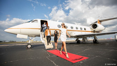 Does First Class Beat Private Jet Travel?