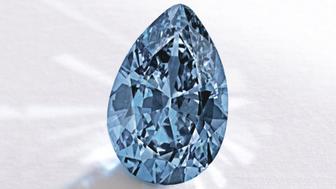 The Rarest of the Rare: Multimillion-Dollar Blue Diamonds