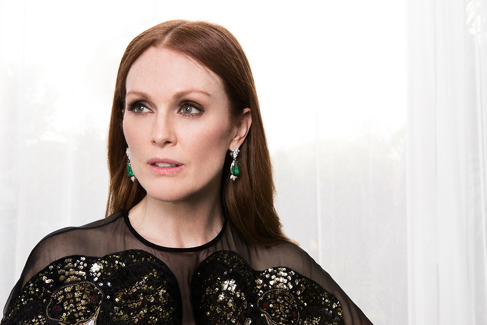Julianne Moore in Chopard at Cannes Film Festival 2016
