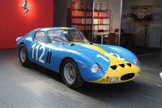 Ferrari Celebrates 70 Years of the World's Fastest and Most Beautiful Sports Cars