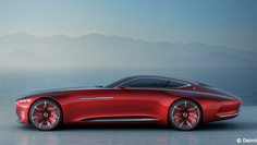 Premiere of Prototype at Pebble Beach, Maybach Steals the Show