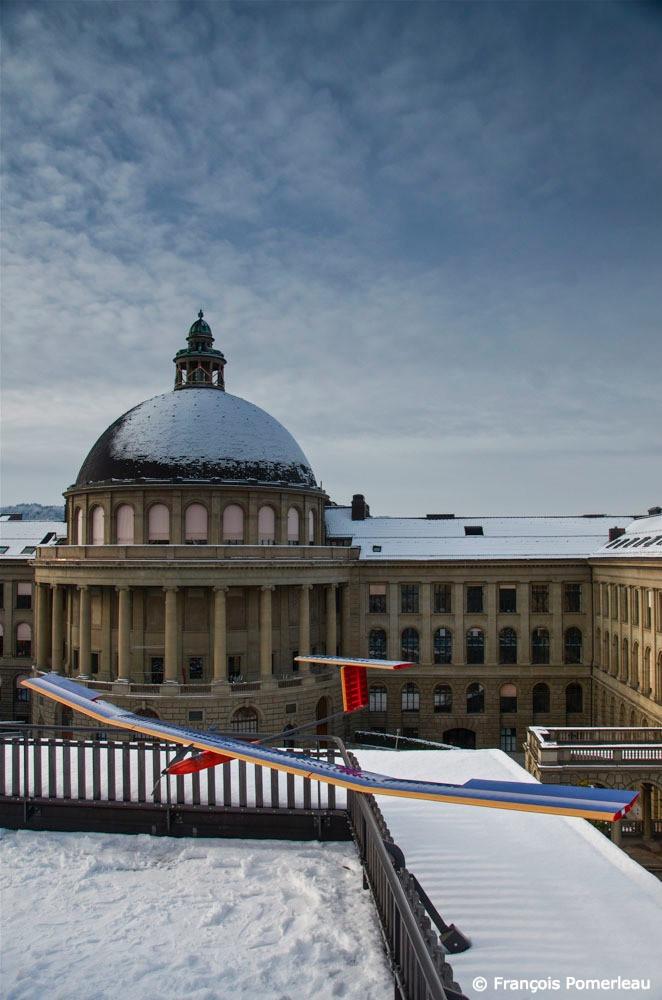 ETH University, Zurich