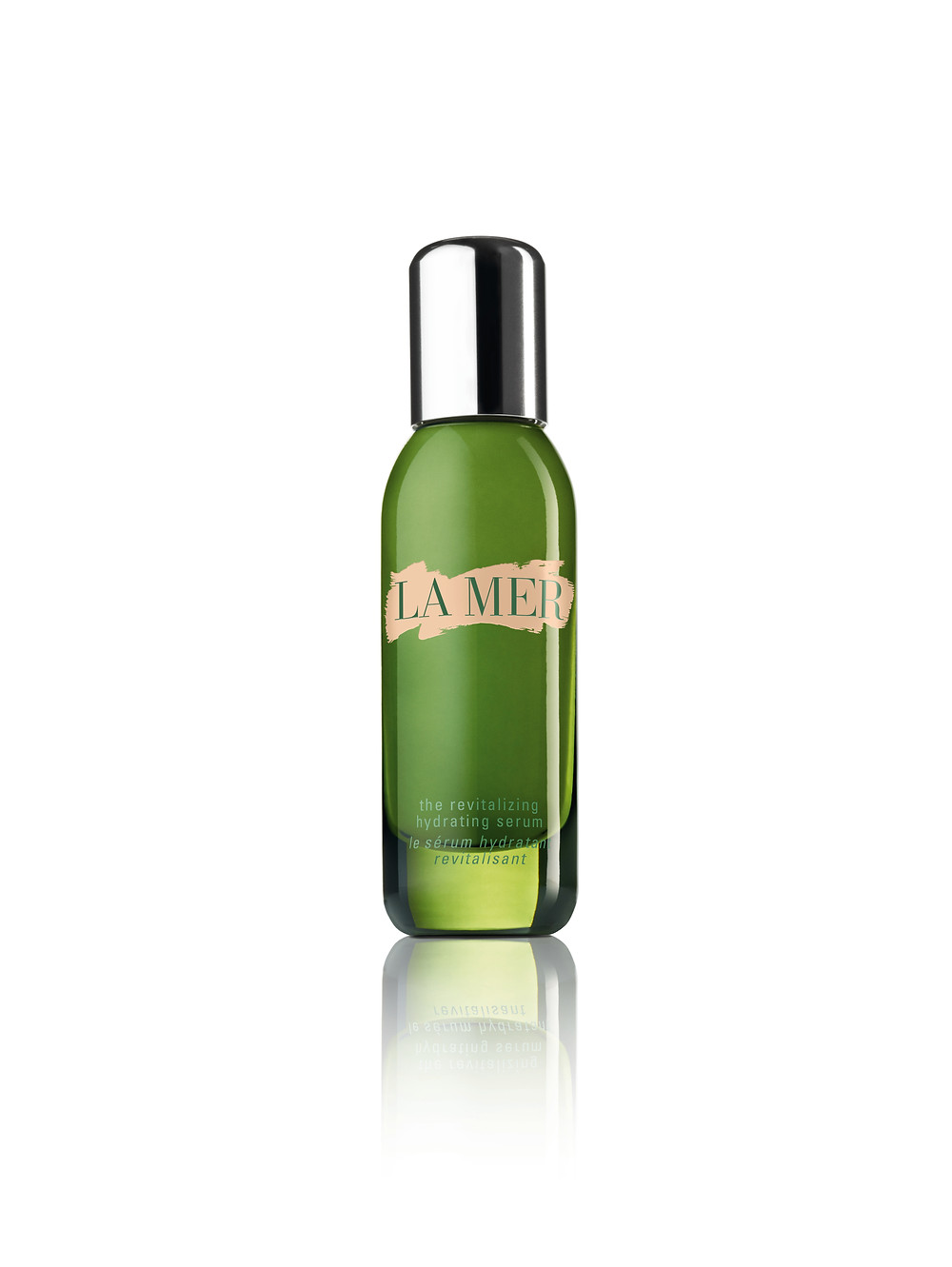 """La Mer - The Revitalizing Rehydrating Serum - This powerful age  fighter accelerates skin's natural renewal process to visibly diminish lines and wrinkles. With the nutrient-rich Miracle BrothTM, skin is re ned and rejuvenated for a firmer, younger-looking complexion. This potent serum is also powered by the Regenerating FermentTM which help skin trigger its natural production of collagen, elastin and other """"youth proteins."""" Skin looks revitalised on contact and, over time, even in winter, the appearance of lines, wrinkles and pores is dramatically diminished."""