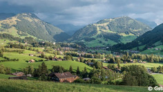 Gstaad, Grandeur and Glamour in the Swiss Alps with Peaks and Summits of Surprises