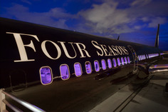 Four Seasons Private Jet: Travel Made Luxurious