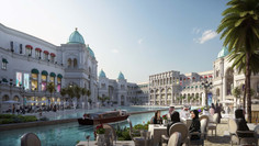 Place Vendôme, a touch of Parisian luxury in Qatar