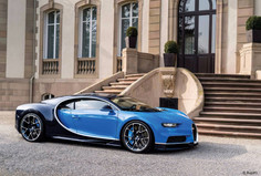 Introducing the Bugatti Chiron