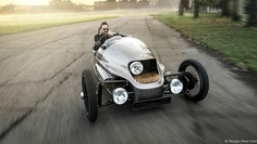 Morgan EV3 Could Be the Ultimate Electric Toy