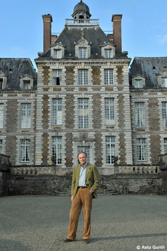Christopher Forbes & Chateau De Balleroy