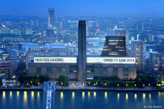 Tate Modern's Expansion to Open June 17